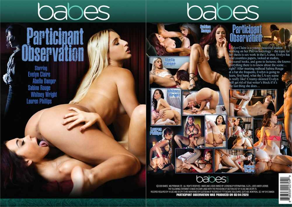 Babes – Participant Observation (2020)[ Abella Danger, Whitney Wright, Lauren Phillips, Evelyn Claire, Sabina Rouge ] XXX Movie