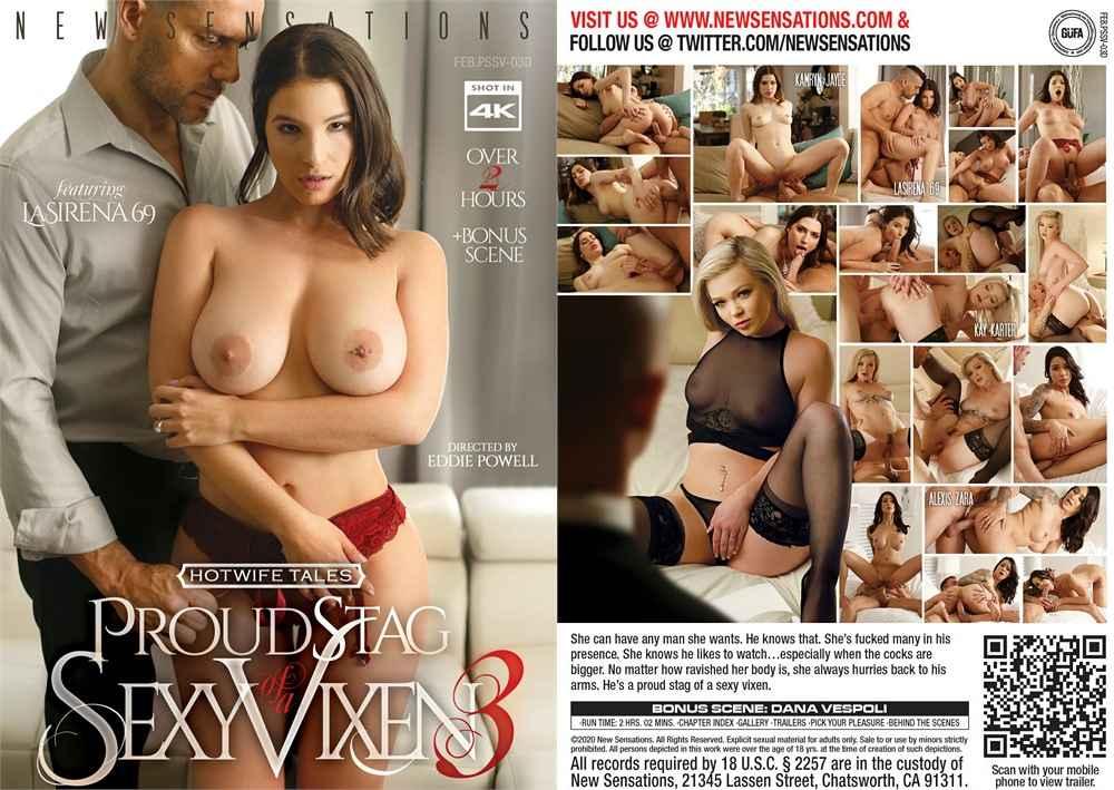 New Sensations – Proud Stag Of A Sexy Vixen 3 (2020) [ LaSirena69, Dana Vespoli, Alexis Zara, Kamryn Jayde, Kay Karter ] XXX Movie