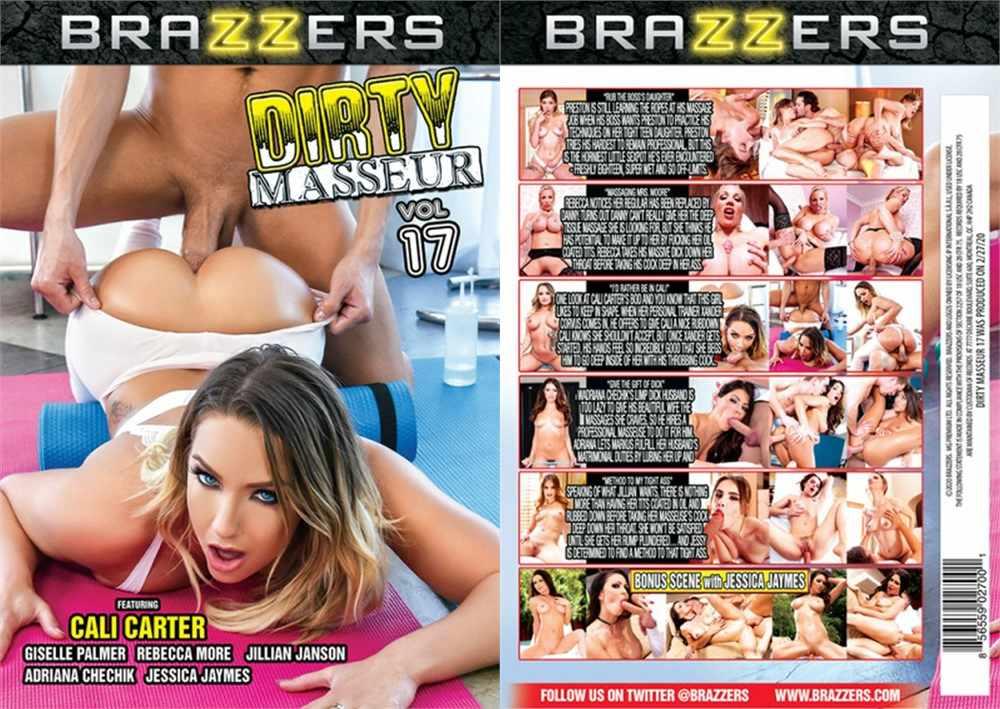 Brazzers  – Dirty Masseur 17 (2020) [ Adriana Chechik, Jillian Janson, Rebecca More, Giselle Palmer, Cali Carter, Jessica Jaymes ] XXX Movie