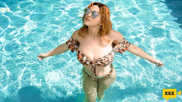 GingerPatch 2021 02 19 Keely Rose Glamorous Vacation