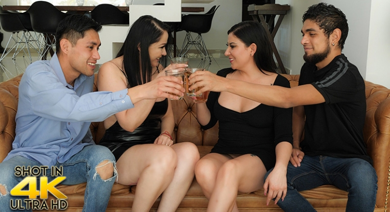 SexMex 2021 02 15 Teresa Ferrer – Seducing The Mother Of My Friend 1