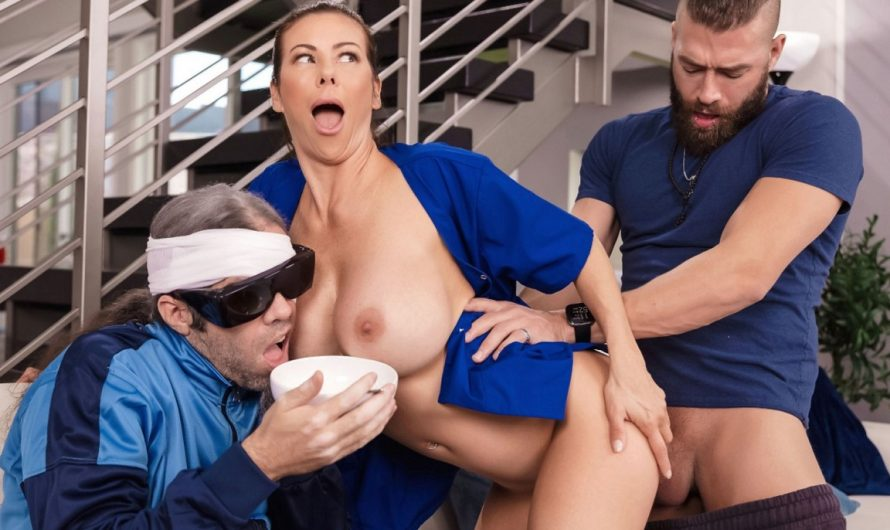 MommyGotBoobs 2021 03 09 Alexis Fawx – Cum Is Blind