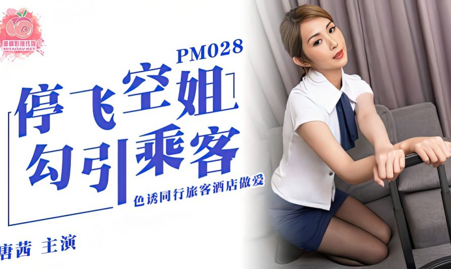 Luo Jinxuan – Grounded flight attendants seduce passengers to lure fellow travelers to have sex in hotels (Peach Media) [PM028] [uncen]