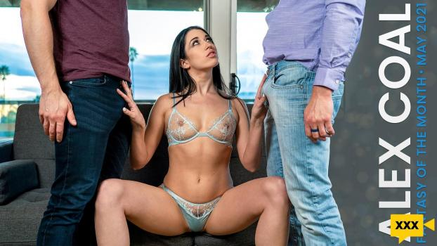 NubileFilms 2021 05 01 Alex Coal – May 2021 Fantasy Of The Month